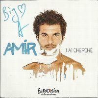 Cover Amir [FR] - J'ai cherché